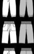 Шорти-блумери на трикотажному поясі - фото 3
