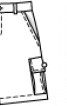 Шорти-бермуди з великими кишенями - фото 3