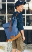 Шорти з кишенями-портфелями - фото 1