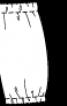 Штанці трикотажні на резинці - фото 3