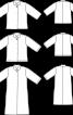Блуза-сорочка із застібкою на кнопки - фото 3