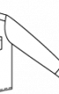 Сорочка класична з контрастним коміром - фото 3