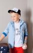 Сорочка джинсова - фото 1