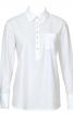 Блуза-сорочка із застібкою поло - фото 2