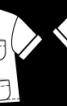 Сорочка із зустрічною складкою на спинці - фото 3