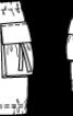 Спідниця міні форми балон - фото 3