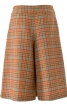 Спідниця-брюки з відлітним полотнищем - фото 4