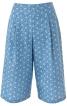 Спідниця-брюки на кокетці - фото 2