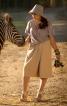Спідниця-брюки зі складками - фото 1