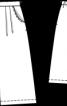Спідниця-брюки - фото 3