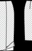 Спідниця прямого крою двошарова - фото 3