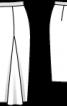 Спідниця з клином годе - фото 3