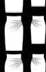 Спідниця-олівець трикотажна з драпіровками - фото 3