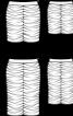 Спідниця трикотажна із тюлевим верхнім шаром - фото 3