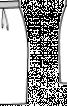 Спідниця міні форми тюльпан - фото 3