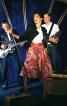 Спідниця А-силуету з поясом-шарфом - фото 1