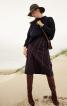Спідниця А-силуету з рельєфними швами - фото 1