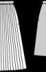 Спідниця з елементами плісе - фото 3