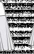 Спідниця А-силуету з клинами годе - фото 3