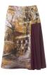 Спідниця А-силуету з клинами годе - фото 2