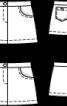 Спідниця міні зі штучної шкіри - фото 3