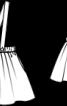 Спідниця на пристібних бретелях - фото 3