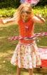 Спідниця з фігурною кокеткою - фото 1