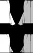 Спідниця комбінована з клинами годе - фото 3