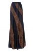 Спідниця довга розкльошеного силуету - фото 2
