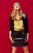 Спідниця А-силуету з накладними кишенями - фото 1