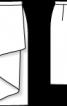 Спідниця із драпірованим верхнім полотнищем - фото 3