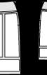 Спідниця прямого крою - фото 3