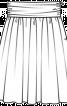 Спідниця-сонце двошарова - фото 3