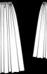 Спідниця тюлева пишного крою - фото 3