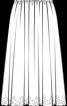 Спідниця максі пишного крою - фото 3