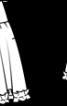 Спідниця з рюшем по нижньому краю - фото 3