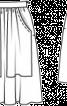 Спідниця з накладними кишенями - фото 3