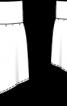 Спідниця трикотажна асиметричного крою - фото 3