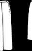 Спідниця шифонова в складку - фото 3