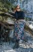 Спідниця з відрізним низом - фото 1