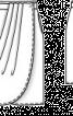 Міні-спідниця з запахом - фото 3