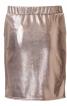 Спідниця міні трикотажна на еластичному поясі - фото 4