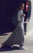 Спідниця зі шлейфом - фото 1