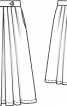 Спідниця пишна зі складками - фото 3