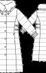 Пальто стьобане приталеного крою - фото 3