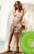 Сукня-бандо з пишною спідницею - фото 1
