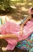 Сукня довга без бретелей - фото 1