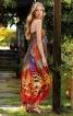 Сукня-бандо з асиметричною спідницею  - фото 4