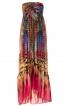 Сукня-бандо з асиметричною спідницею  - фото 2