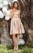 Сукня-бюстьє з розкльошеною спідницею - фото 1